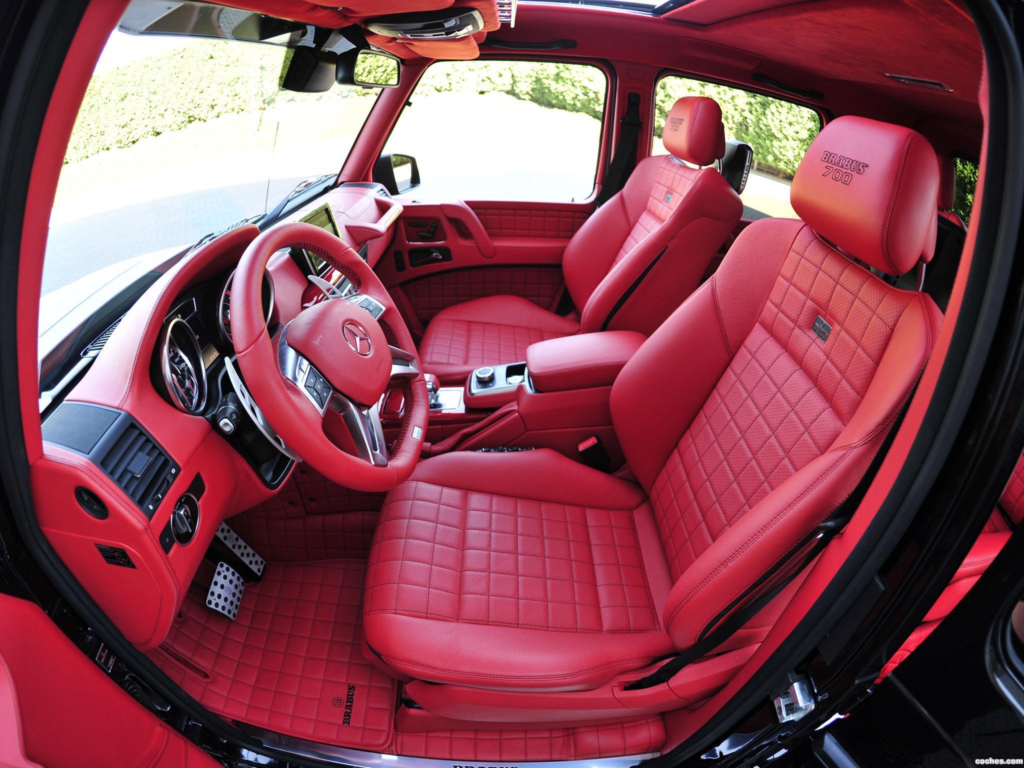 Foto 9 de Brabus Mercedes AMG B63 S 700 6x6 2013