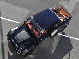 Ver foto 2 de Brabus Mercedes AMG B63 S 700 6x6 2013