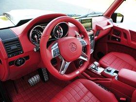 Ver foto 11 de Brabus Mercedes AMG B63 S 700 6x6 2013