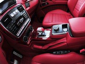 Ver foto 8 de Brabus Mercedes AMG B63 S 700 6x6 2013