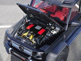 Ver foto 6 de Brabus Mercedes AMG B63 S 700 6x6 2013