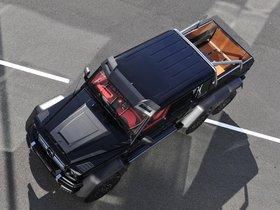 Ver foto 21 de Brabus Mercedes AMG B63 S 700 6x6 2013
