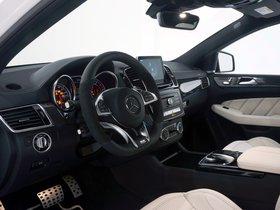 Ver foto 19 de Mercedes Brabus AMG GLE 63 4MATIC Coupe C292 2015