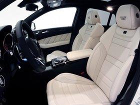 Ver foto 18 de Mercedes Brabus AMG GLE 63 4MATIC Coupe C292 2015