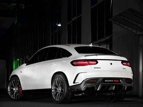 Ver foto 14 de Mercedes Brabus AMG GLE 63 4MATIC Coupe C292 2015