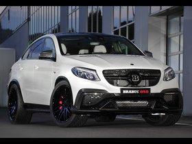 Ver foto 13 de Mercedes Brabus AMG GLE 63 4MATIC Coupe C292 2015