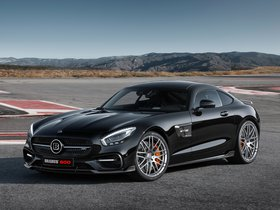 Ver foto 1 de Brabus Mercedes AMG GT S C190 2015