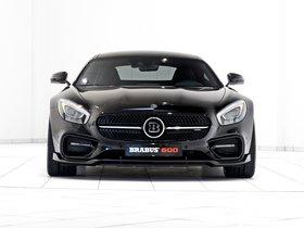 Ver foto 11 de Brabus Mercedes AMG GT S C190 2015