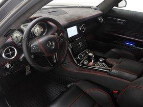 Ver foto 14 de Mercedes Brabus SLS AMG 2010