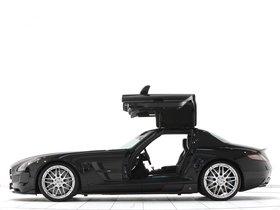 Ver foto 20 de Mercedes Brabus SLS AMG 2010