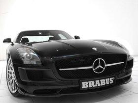 Ver foto 15 de Mercedes Brabus SLS AMG 2010