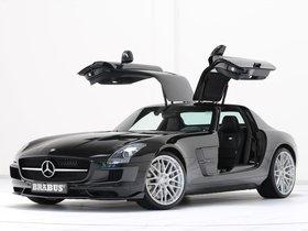 Ver foto 12 de Mercedes Brabus SLS AMG 2010