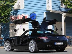 Ver foto 11 de Mercedes Brabus SLS AMG 2010