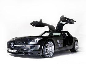 Ver foto 10 de Mercedes Brabus SLS AMG 2010