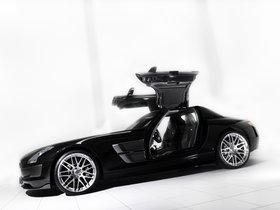 Ver foto 7 de Mercedes Brabus SLS AMG 2010