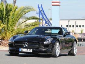 Ver foto 6 de Mercedes Brabus SLS AMG 2010