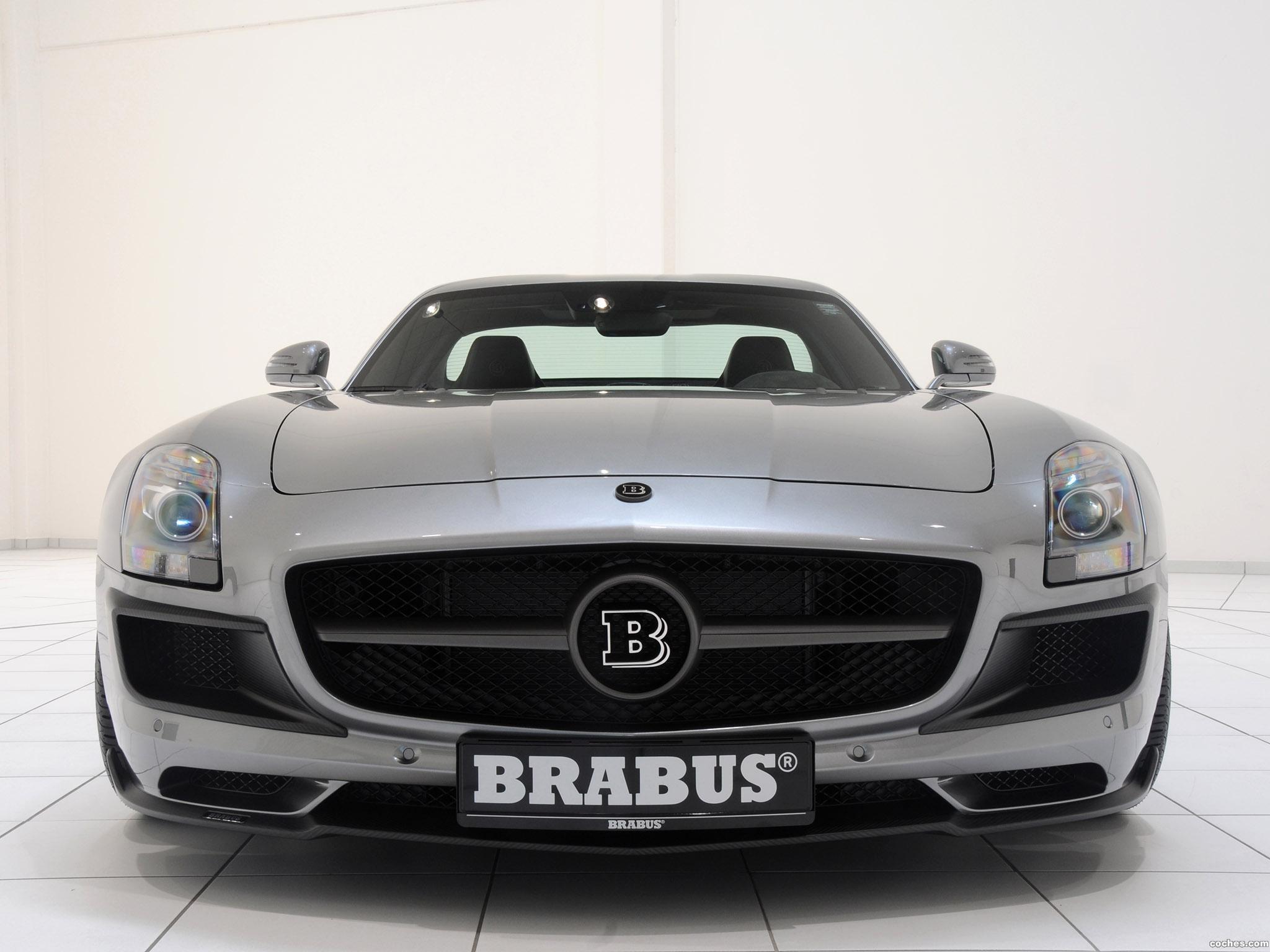 Foto 7 de Mercedes brabus 700 Biturbo 2011