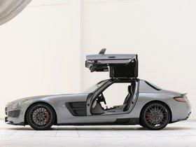 Ver foto 7 de Mercedes brabus 700 Biturbo 2011