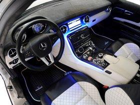 Ver foto 15 de Mercedes brabus 700 Biturbo 2011