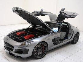 Ver foto 10 de Mercedes brabus 700 Biturbo 2011
