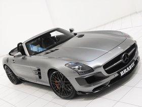 Ver foto 4 de Mercedes Brabus SLS AMG Roadster 2011