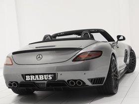 Ver foto 2 de Mercedes Brabus SLS AMG Roadster 2011