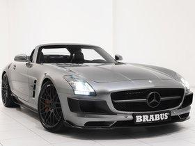 Fotos de Mercedes Brabus SLS AMG Roadster 2011
