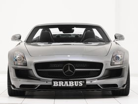 Ver foto 8 de Mercedes Brabus SLS AMG Roadster 2011