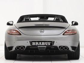 Ver foto 5 de Mercedes Brabus SLS AMG Roadster 2011