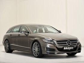 Ver foto 9 de Mercedes Brabus CLS Shooting Brake X218 2012
