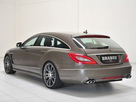 Ver foto 8 de Mercedes Brabus CLS Shooting Brake X218 2012