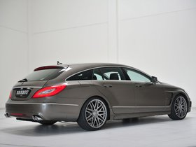Ver foto 7 de Mercedes Brabus CLS Shooting Brake X218 2012