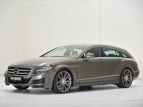Ver foto 5 de Mercedes Brabus CLS Shooting Brake X218 2012