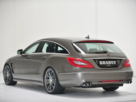 Ver foto 4 de Mercedes Brabus CLS Shooting Brake X218 2012