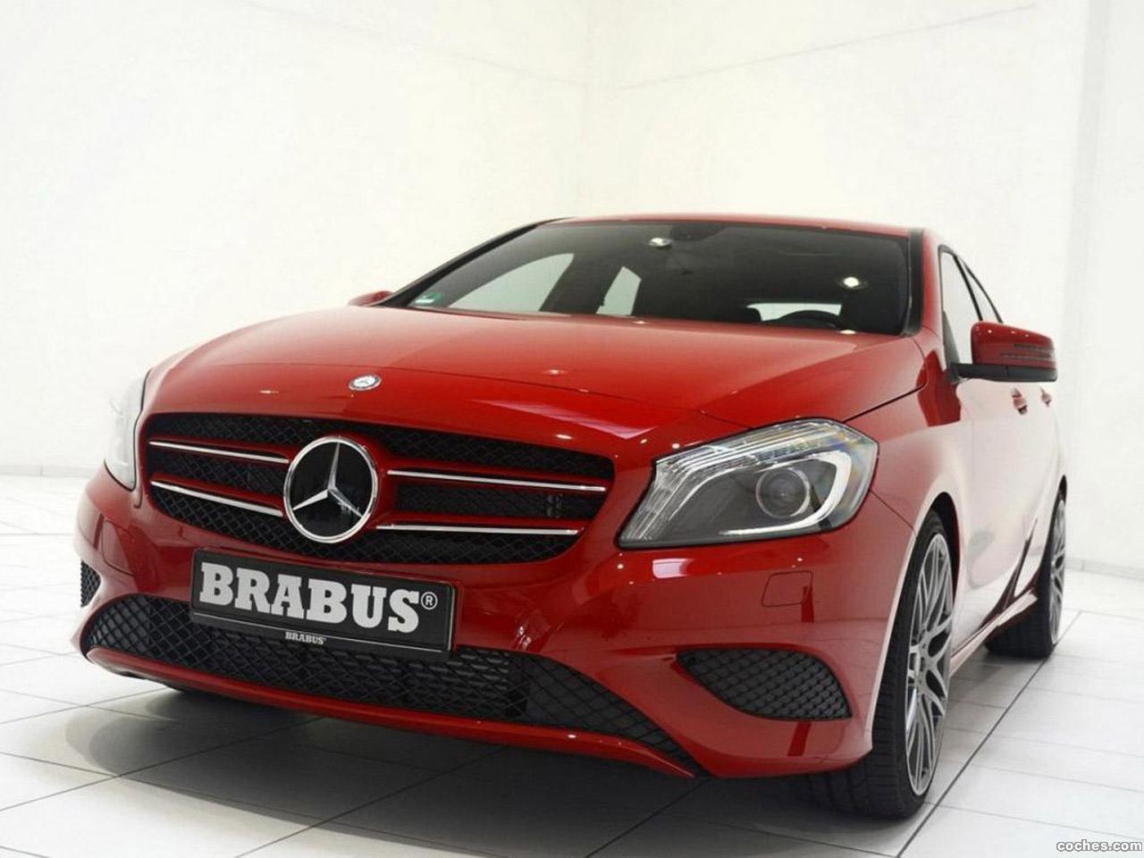 Foto 0 de Mercedes Brabus Clase A 2012