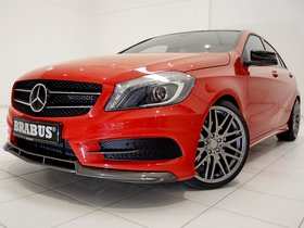 Ver foto 12 de Mercedes Brabus Clase A 2012