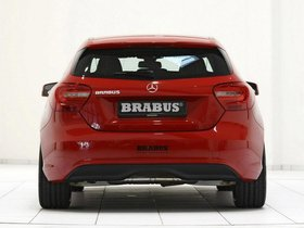 Ver foto 3 de Mercedes Brabus Clase A 2012