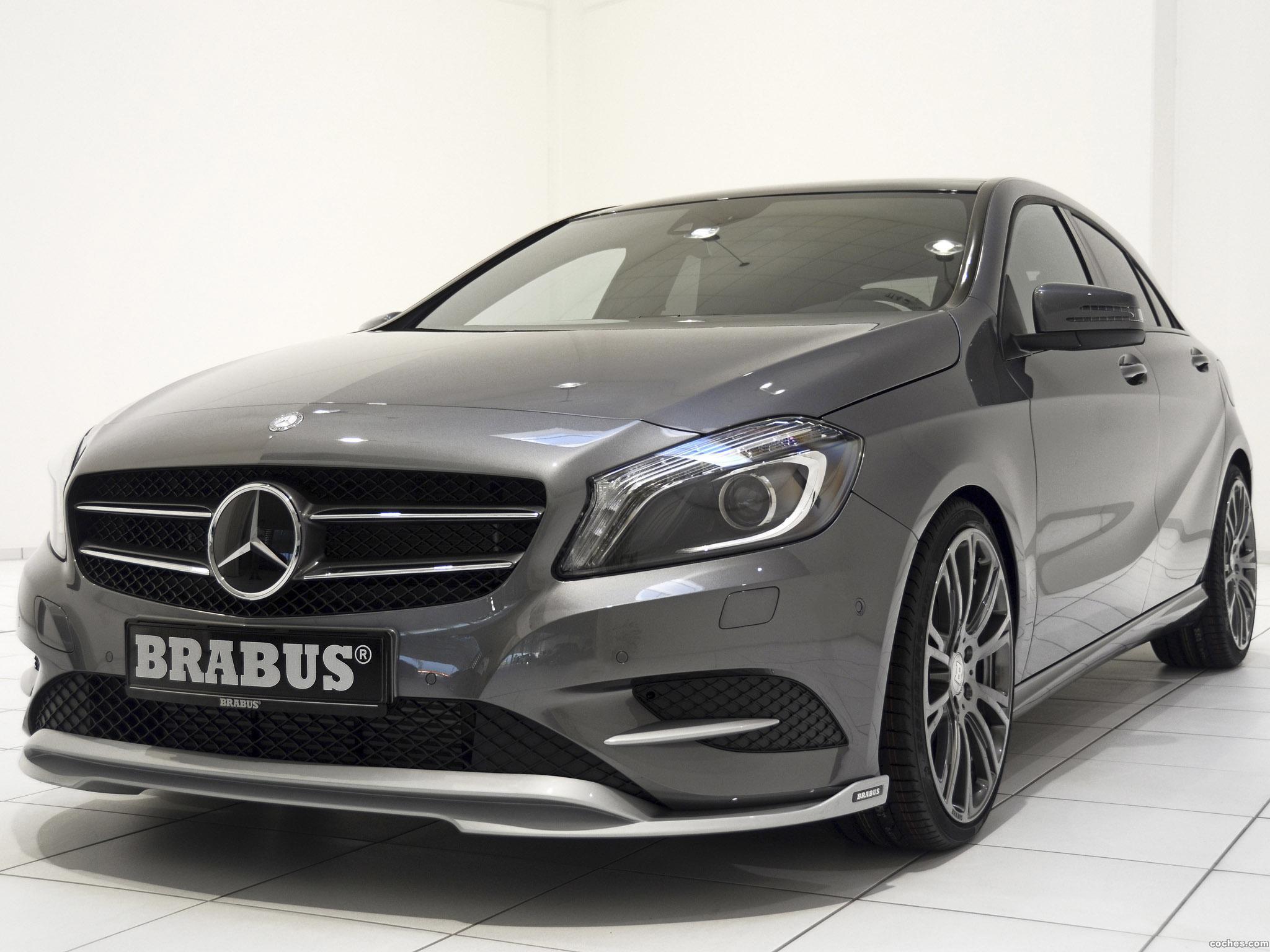 Foto 0 de Brabus Mercedes Clase A W176 2012