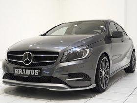 Fotos de Brabus Mercedes Clase A W176 2012