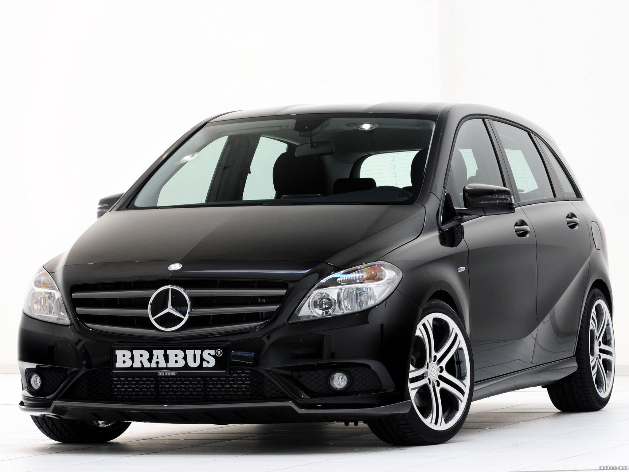 Foto 0 de Brabus Mercedes Clase B W246 2012