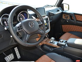 Ver foto 7 de Brabus Mercedes B63S 700 Widestar 2013