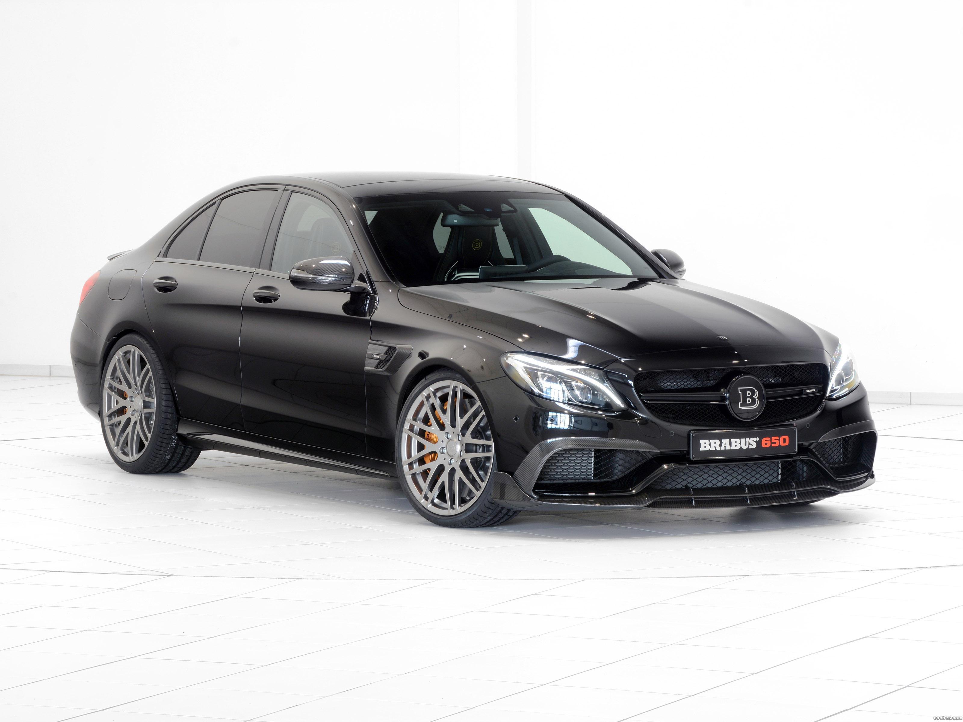 Foto 0 de Brabus Mercedes Clase C 650 W205 2016