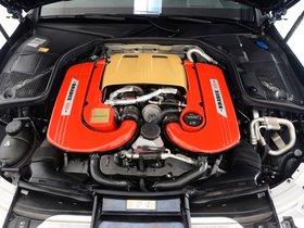 Ver foto 8 de Brabus Mercedes Clase C 650 W205 2016