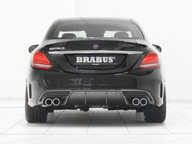 Ver foto 7 de Brabus Mercedes Clase C AMG Line W205 2015