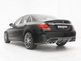 Ver foto 3 de Brabus Mercedes Clase C AMG Line W205 2015
