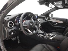 Ver foto 12 de Brabus Mercedes Clase C B25 S205 2015