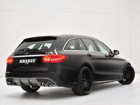 Ver foto 3 de Brabus Mercedes Clase C B25 S205 2015