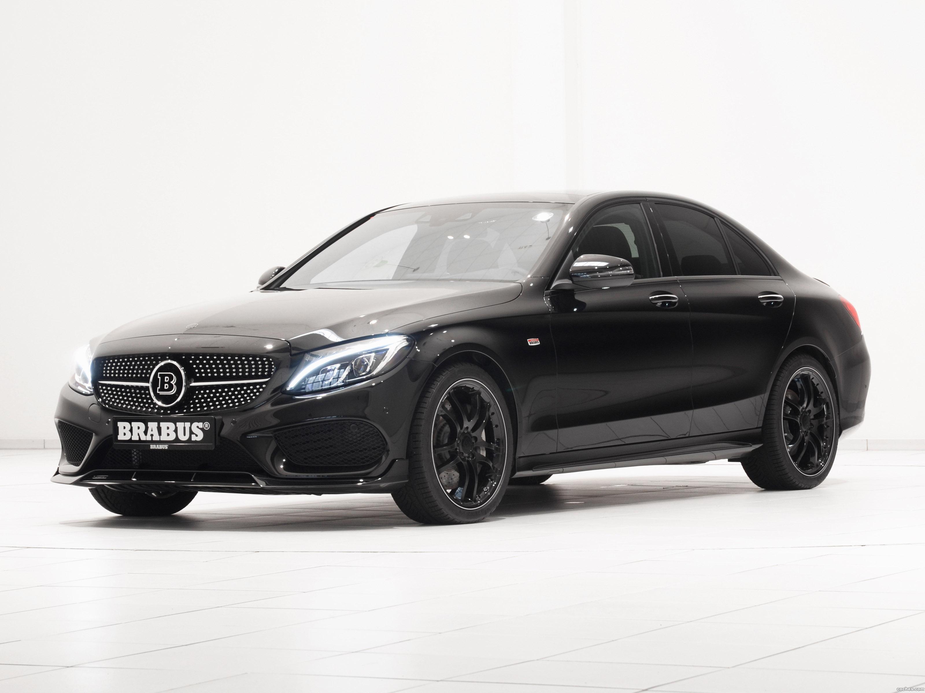 Foto 0 de Brabus Mercedes Clase C C450 AMG Sport W205 2016