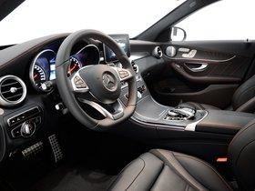 Ver foto 10 de Brabus Mercedes Clase C C450 AMG Sport W205 2016