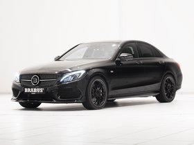 Fotos de Brabus Mercedes Clase C C450 AMG Sport W205 2016